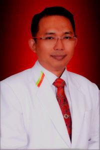 Dr. Achmad Chusnu Romdhoni, dr., Sp.T.H.T.K.L (K), FICS