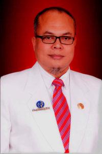 Boedy Setya Santoso, dr., Sp. T.H.T.K.L (K), FICS