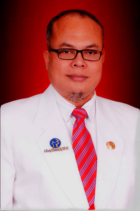 Boedy Setya Santoso, dr., Sp.T.H.T.K.L (K), FICS