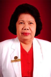 Prof. Sri Herawati, dr., Sp.T.H.T.K.L (K)