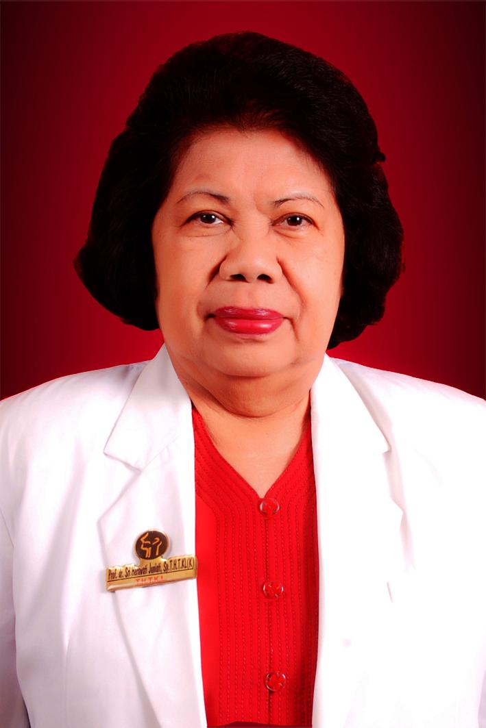 Prof. Sri Herawati J, dr., Sp. T.H.T.K.L (K), FICS