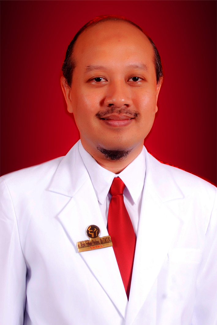 Rizka Fathoni P., dr., Sp.T.H.T.K.L (K), FICS