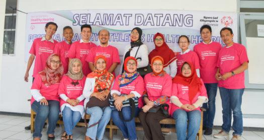Bakti Sosial di Yayasan Pembinaan Anak Cacat (YPAC), Surabaya